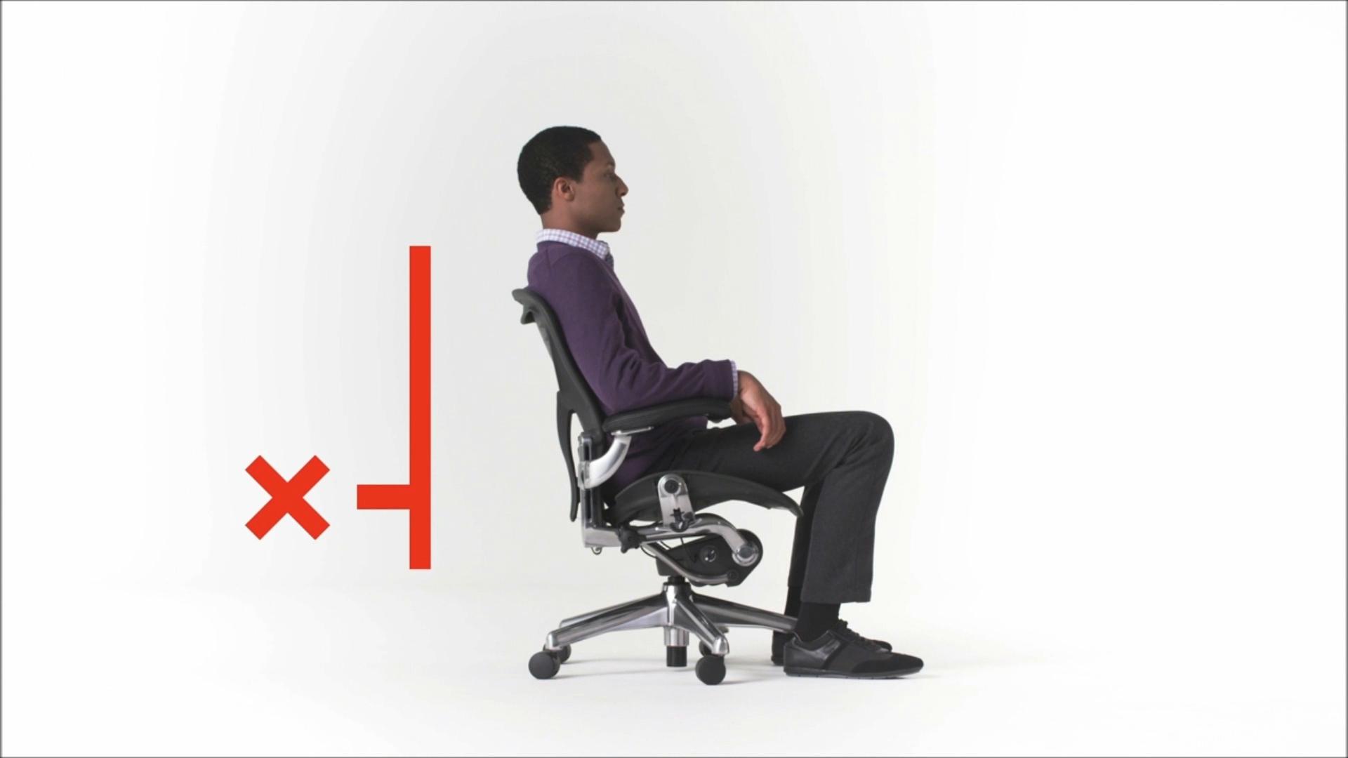 Aeron Chair Manual Adjustment Oscarsfurniture Com Home