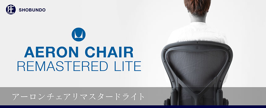 AERON CHAIR REMASTERED LITE イメージ