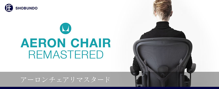 AERON CHAIR REMASTERED イメージ